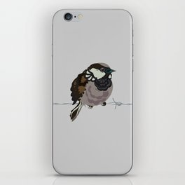 Little sparrows iPhone Skin
