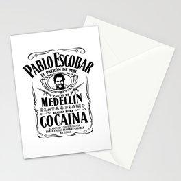 Blanca Pura Cocaina Stationery Cards