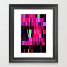Game Framed Art Print