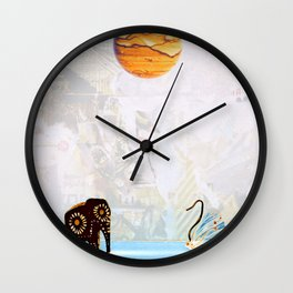 High Noon RendezVous Wall Clock