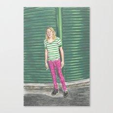 Ariel Pink: Hot Pink! Canvas Print