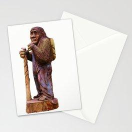 Tree Sclupture (Sandringham, Norfolk) Stationery Cards