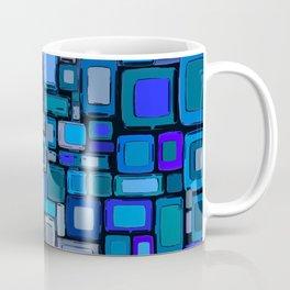 Abstract Composition 328 Coffee Mug