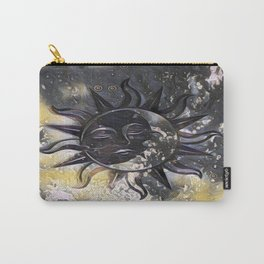 Day Dream Sun Moon Carry-All Pouch