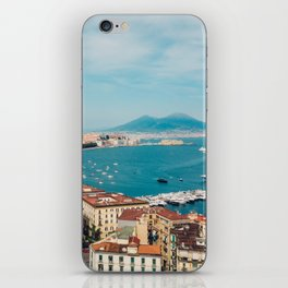 View  Naples iPhone Skin