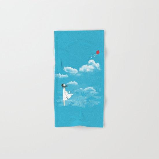 Let Go Hand & Bath Towel