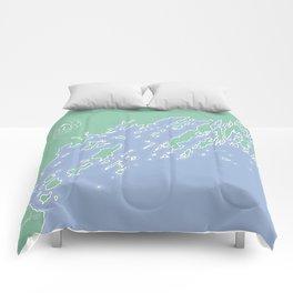 Casco Bay Maine USA Comforters
