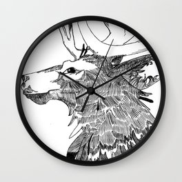 LD Wall Clock