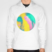 florida Hoodies featuring Florida by elena + stephann