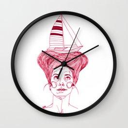 Hairsea Wall Clock
