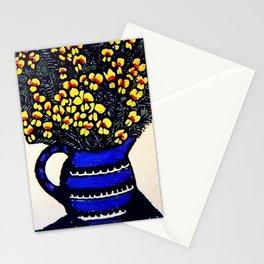 """Dilwynia"" by Australian Artist Margaret Preston Stationery Cards"
