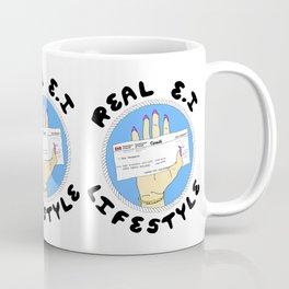 Real E.I Lifestyle Coffee Mug
