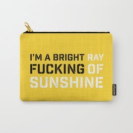 RAY OF SUNSHINE Carry-All Pouch