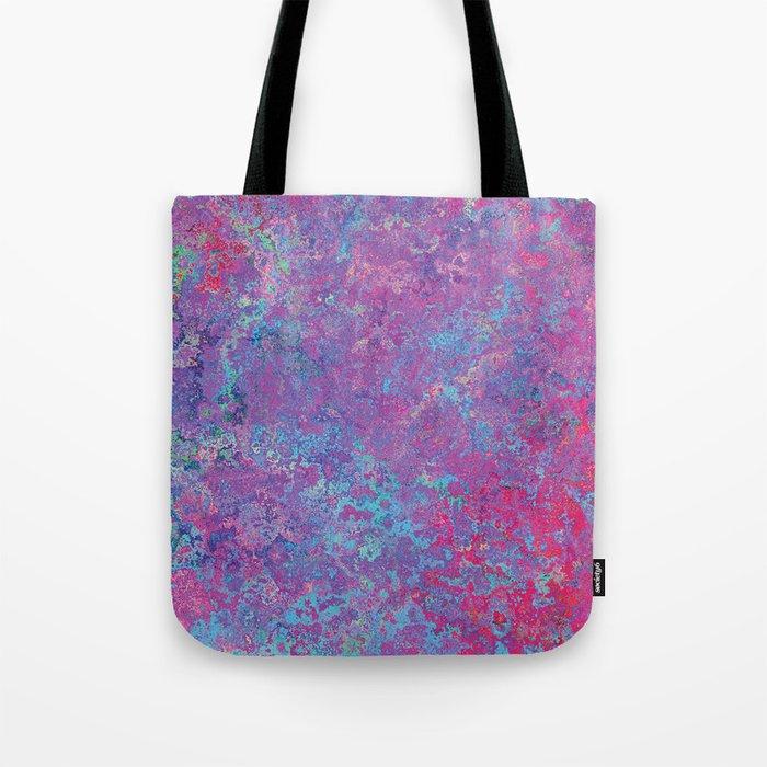 Acid Wash Tote Bag