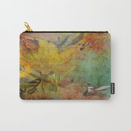 Midsummer in the Garden Carry-All Pouch