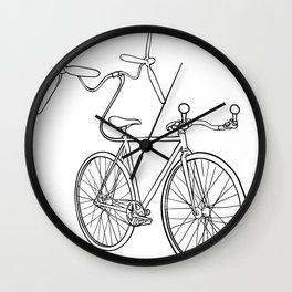 helibike Wall Clock