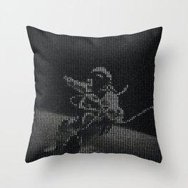 Amongst Throw Pillow