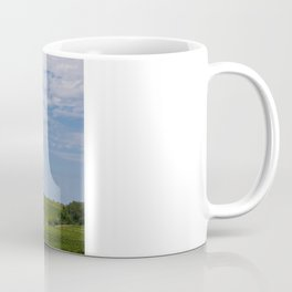 landscape in southern france Coffee Mug