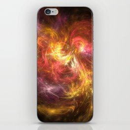 Abstract Fractal iPhone Skin