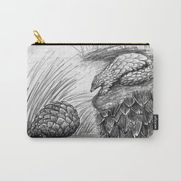 Pangolins Carry-All Pouch