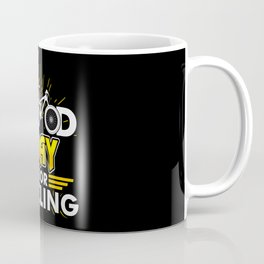 Good Day for Cycling - Bicycle Bike Race Sport Coffee Mug