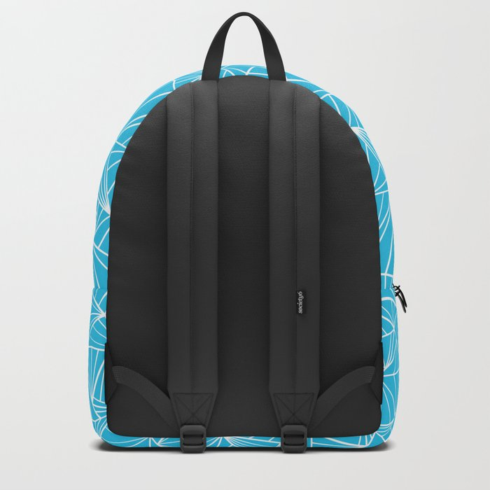 Ab Fan Electric Repeat Backpack