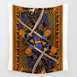 Ace of Slade Wall Tapestry