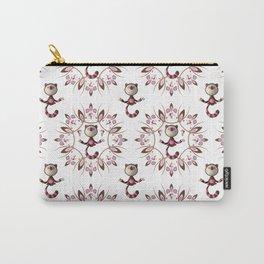 Neapolitan Guru Cat Carry-All Pouch