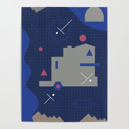 Play on pattern series 02 Poster