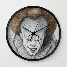 Pennywise Wall Clock