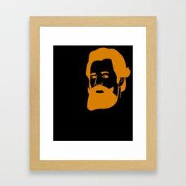 I __ The Sea Framed Art Print