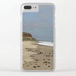San Onofre Clear iPhone Case