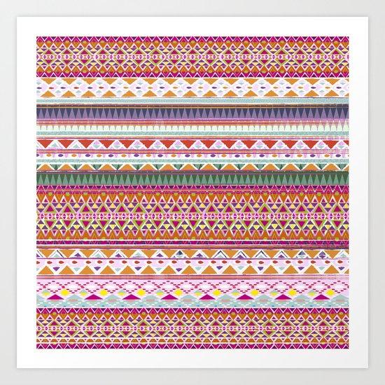 CHENOA Art Print