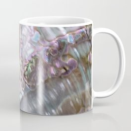 Cathedral Effervescent Seashell Abstract Coffee Mug