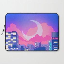 Dreamy Moon Nights Laptop Sleeve