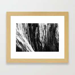 Hollowed. Framed Art Print