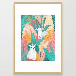 Lambicorns Framed Art Print