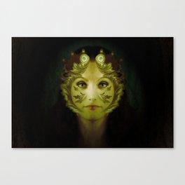 Gaia Nouveau Canvas Print
