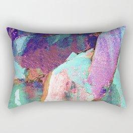 abstract nature // lake district Rectangular Pillow