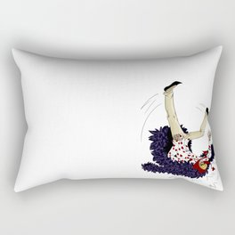 Stumbling down - One Piece Rectangular Pillow