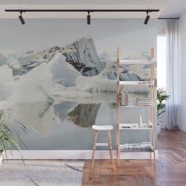 Icebergs XII Wall Mural