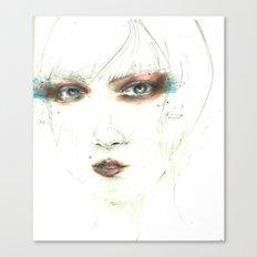 lucia Canvas Print