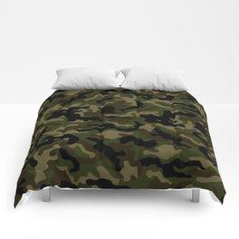 Camouflage Art3 Comforters