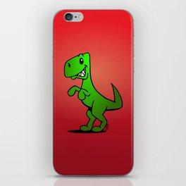 T-Rex - Dinosaur iPhone Skin