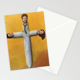 Trifecta - Cross Joint from Pineapple Express Stationery Cards