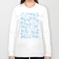 bubble Long Sleeve T-shirts featuring Bubble by FACTORIE
