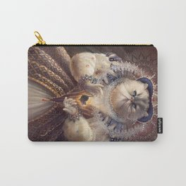 Cat Queen Carry-All Pouch