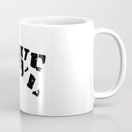 Cracked Love Coffee Mug