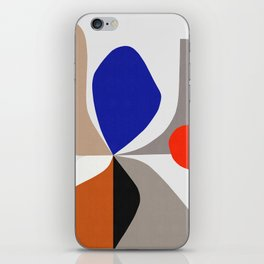 Abstract Art VIII iPhone Skin