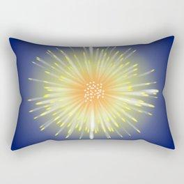 Celebration Firework Rectangular Pillow